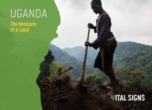 Uganda: The Measure of a Land