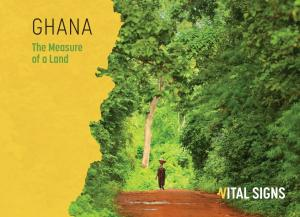 Ghana: The measure of a land