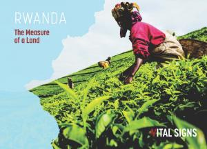 Rwanda: The Measure of a Land