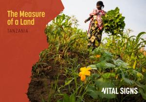 Tanzania: The Measure of a Land